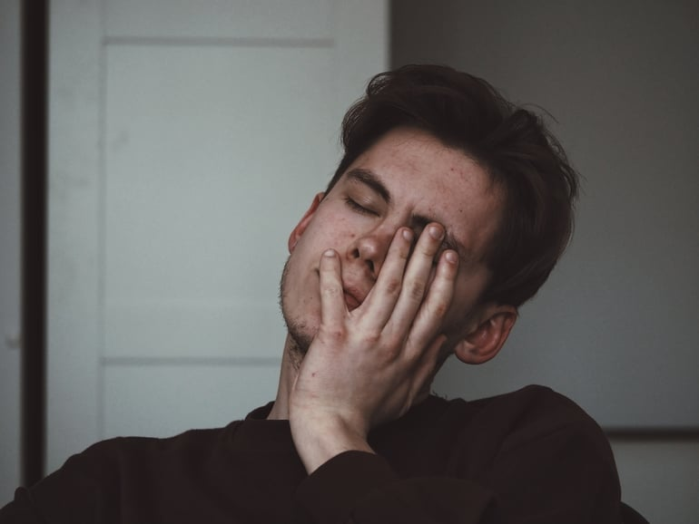 Cluster Kopfschmerzen sind schwer zu behandeln