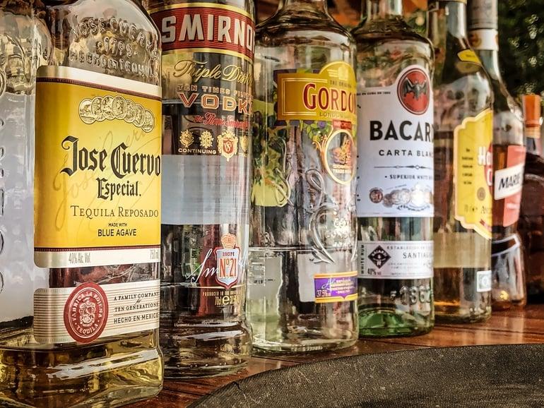 Alkoholvergiftung kann tödlich sein