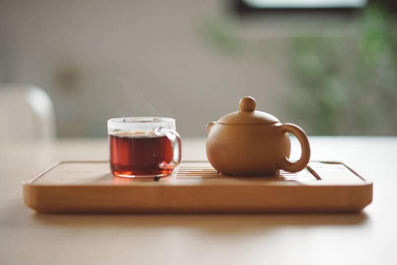 Alant-Tee ist wirksam