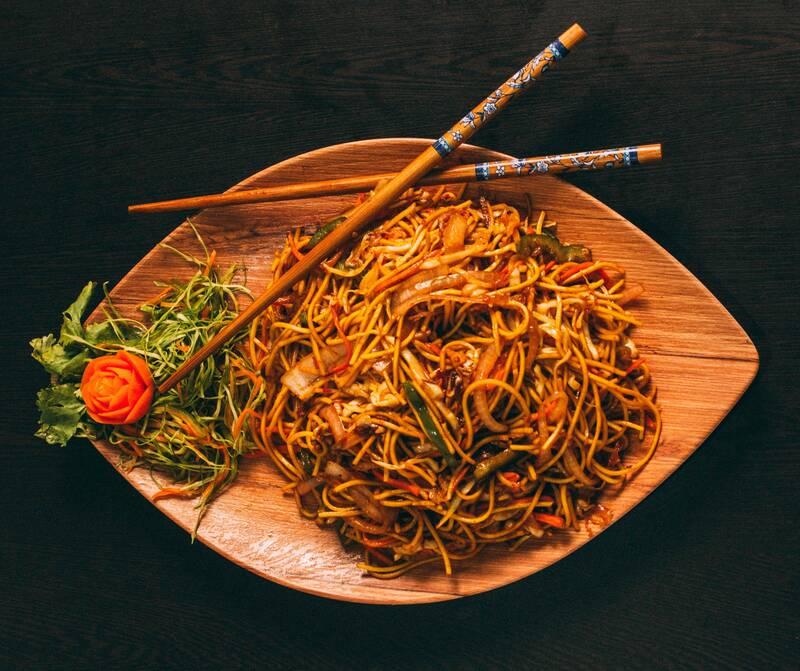 China-Restaurant-Syndrom Bild